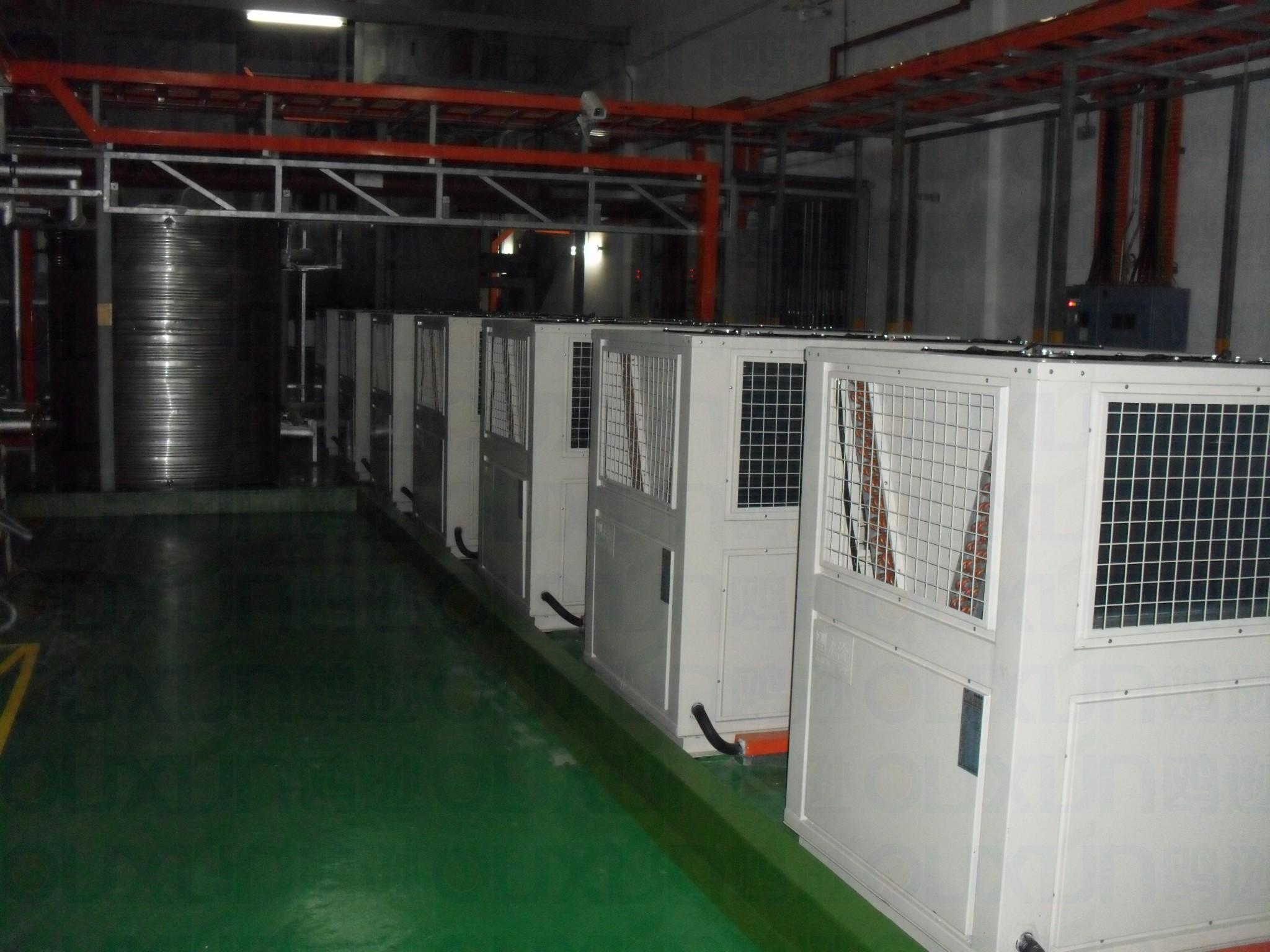 养殖业恒温热水工程解决方案